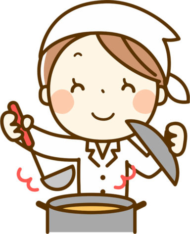 【職業紹介/土日祝休み】給食調理パート:南砺市